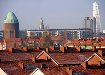 Sveriges Röster lansering i Malmö 9 maj
