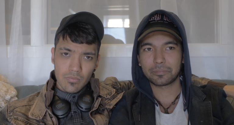 Världspremiär för afghanska rapparen Musthaq