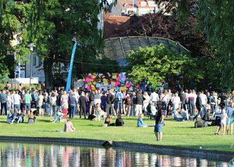 Vars är Norrlands politikervecka?