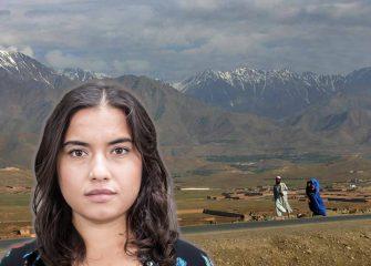 """""""Min kusin är fast i Kabul. Hon börjar förstå varför talibanerna letar efter henne""""."""