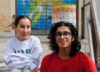 Helen och Monti breddar bilden av Botkyrka