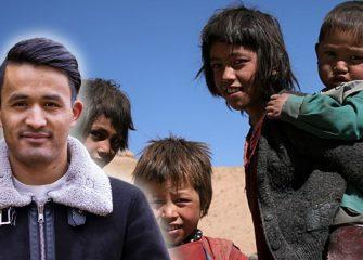 Jag måste berätta om barnens verklighet i Afghanistan